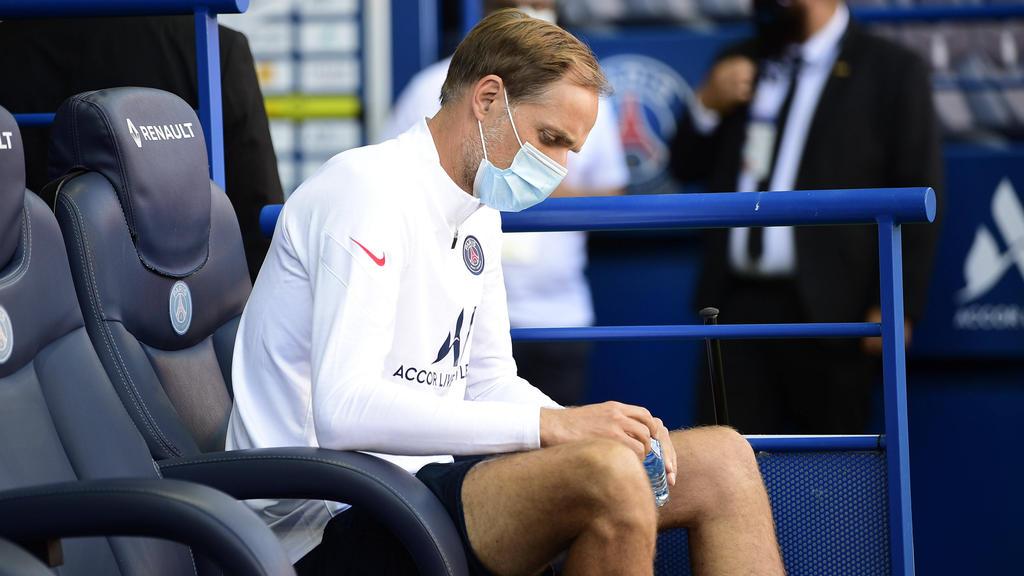 Thomas Tuchel und PSG stehen gegen Atalanta besonders unter Druck