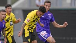 Überzeugt beim BVB: Jadon Sancho