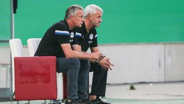 Uwe Neuhaus verabschiedete sich mit Arminia Bielefeld bereist in der 1. Runde des DFB-Pokals