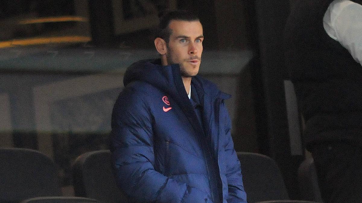 Bale wird bald wieder auf dem Platz stehen
