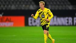 Julian Brandt erlebt beim BVB aktuell nicht seine beste Zeit