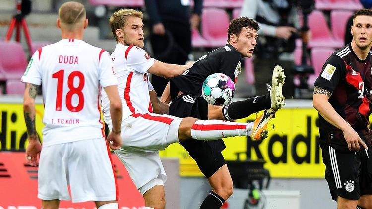 Thomas Müller erzielte die Führung für den FC Bayern