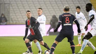 PSG hat den französischen Supercup gewonnen