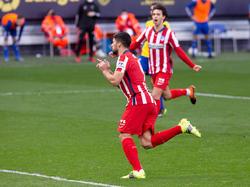Luis Suárez durfte gleich zweimal jubeln