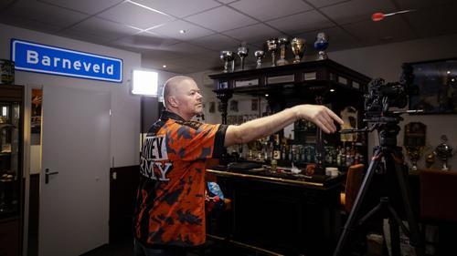 Spielt bald wieder gegen die Besten: Raymond van Barneveld