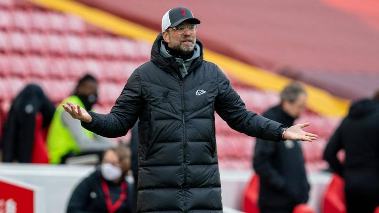 Jürgen Klopp erlebt in Liverpool eine ähnliche Krise wie 2015 beim BVB