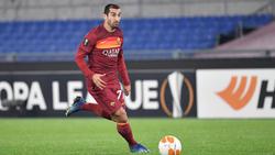 HenrikhMkhitaryan spielt seine beste Saison seit seiner Zeit beim BVB