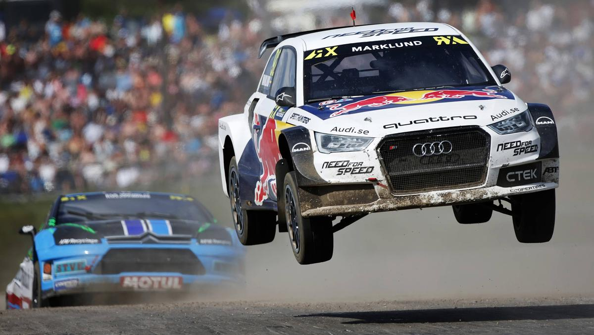 Audi hat sich wegen der Entwicklungsfreiheit für die Dakar entschieden