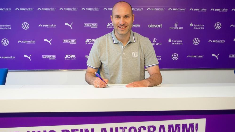 Daniel Scherning wird Cheftrainer in Osnabrück