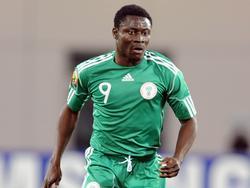 Afrika Cup 2010: Stolzer Nigerianer Obafemi Martins