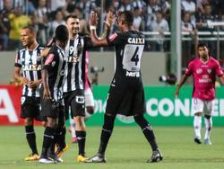 Lucas Pratto bejubelt sein Siegtor gegen Independiente del Valle