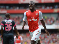 Joel Campbell, attaccante dell'Arsenal