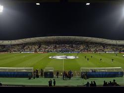 In dem Stadion trägt auch die slowenische Nationalmannschaftihre Heimspiele aus.