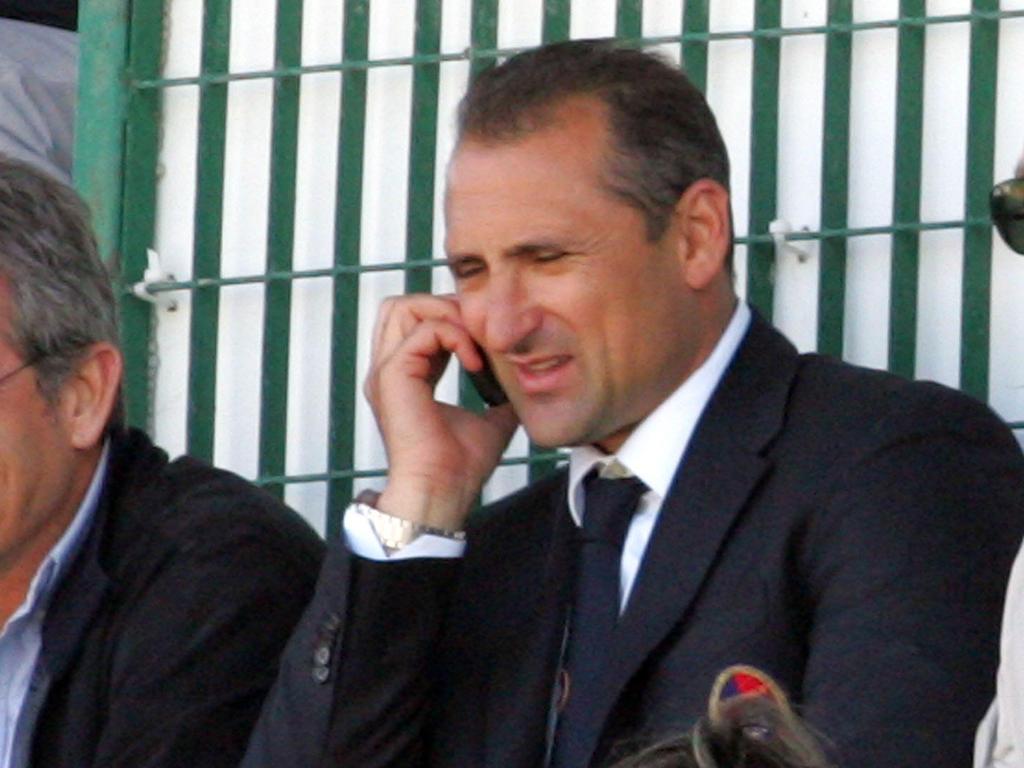 Festa übernimmt Cagliari