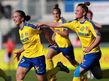 St. Pölten-Spratzern gewann das Ladies Cup Finale