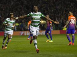 Moussa Dembélé anotó un doblete anoche ante el club inglés. (Foto: Imago)