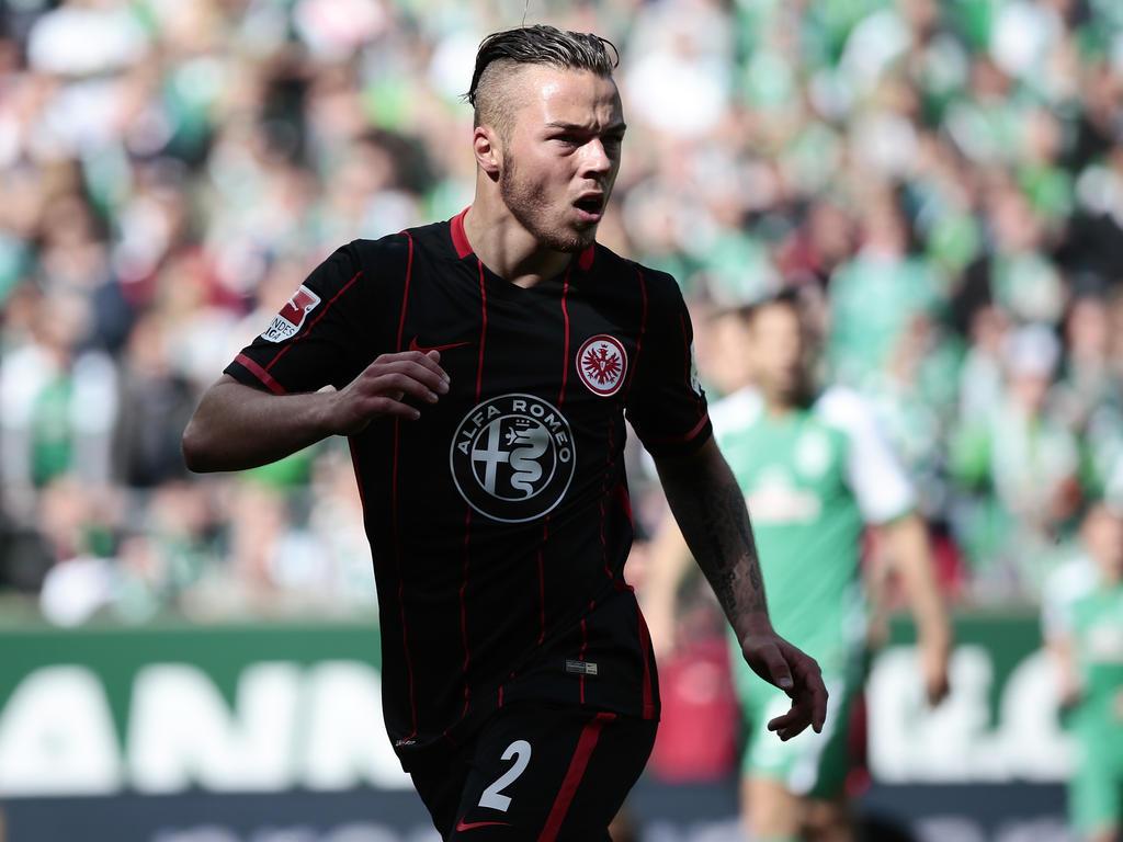 Yanni Regäsel verlässt die Frankfurter Eintracht mit sofortiger Wirkung