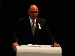 COA president Gerardo Werthein