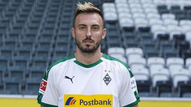 Josip Drmic traf für seine Borussia