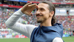 Kehrt Zlatan Ibrahimovic nach Italien zurück?