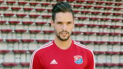 Josef Welzmüller verletzte sich im Spiel gegen 1860 München
