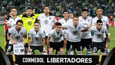 Colo Colo ganó su primer partido por la Copa Sudamericana. (Foto: Getty)