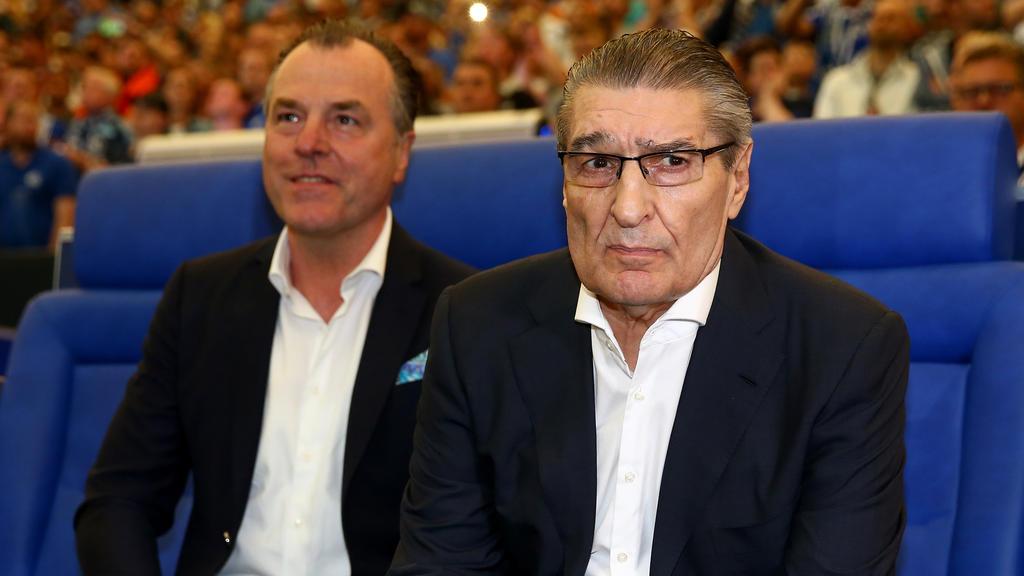 Sorgen Um Schalke Legende Rudi Assauer