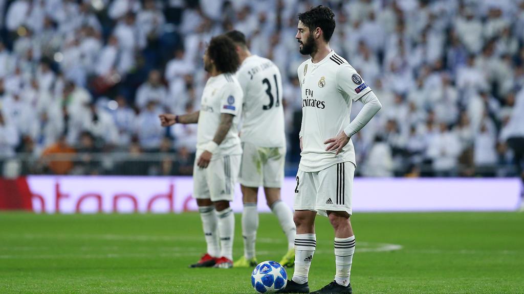 Historische Heimpleite für Real Madrid
