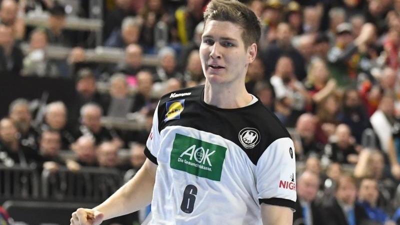 Handball Finn Lemke Fehlt Dhb Team Gegen Polen
