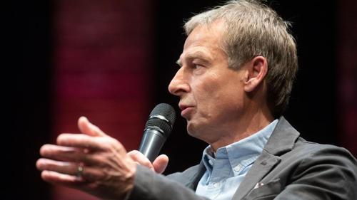 Hat monentan keine Lust auf die Fußball-Bundesliga: Jürgen Klinsmann