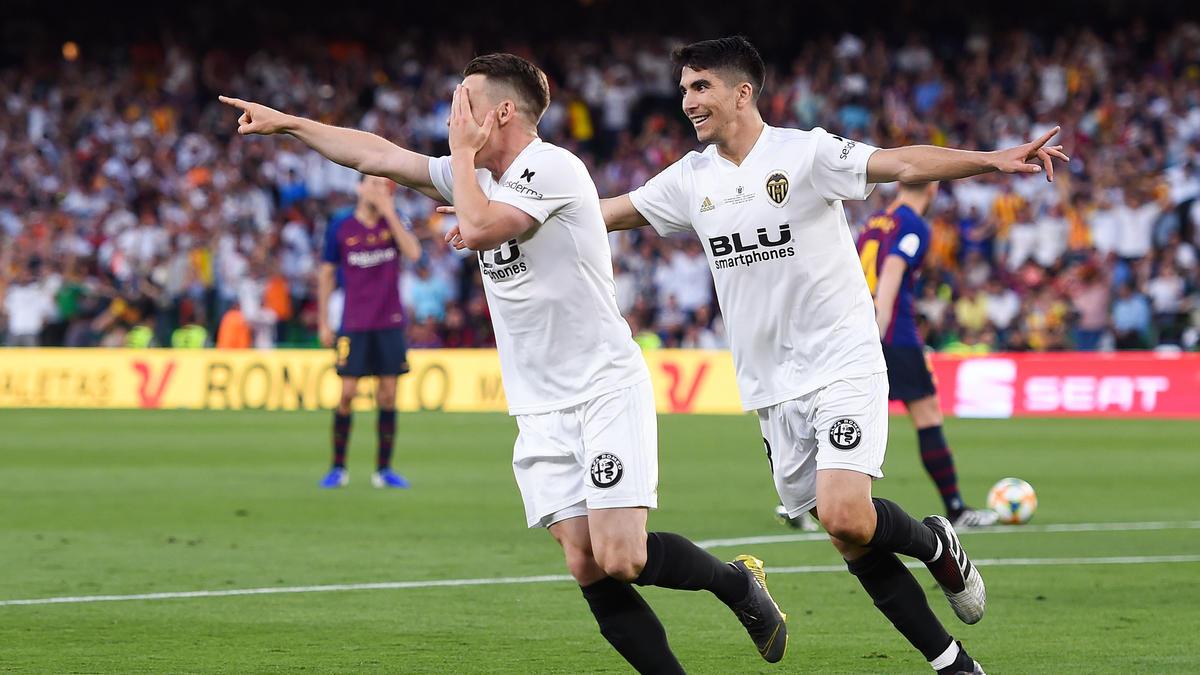 Der FC Valencia ist Pokalsieger 2019