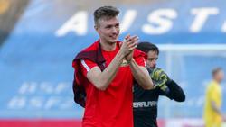 Kalajdzic steht vor einem Wechsel zum VfB Stuttgart