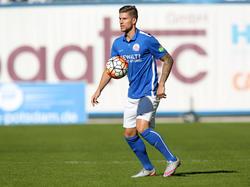 Christian Dorda verlässt den FC Hansa im Sommer