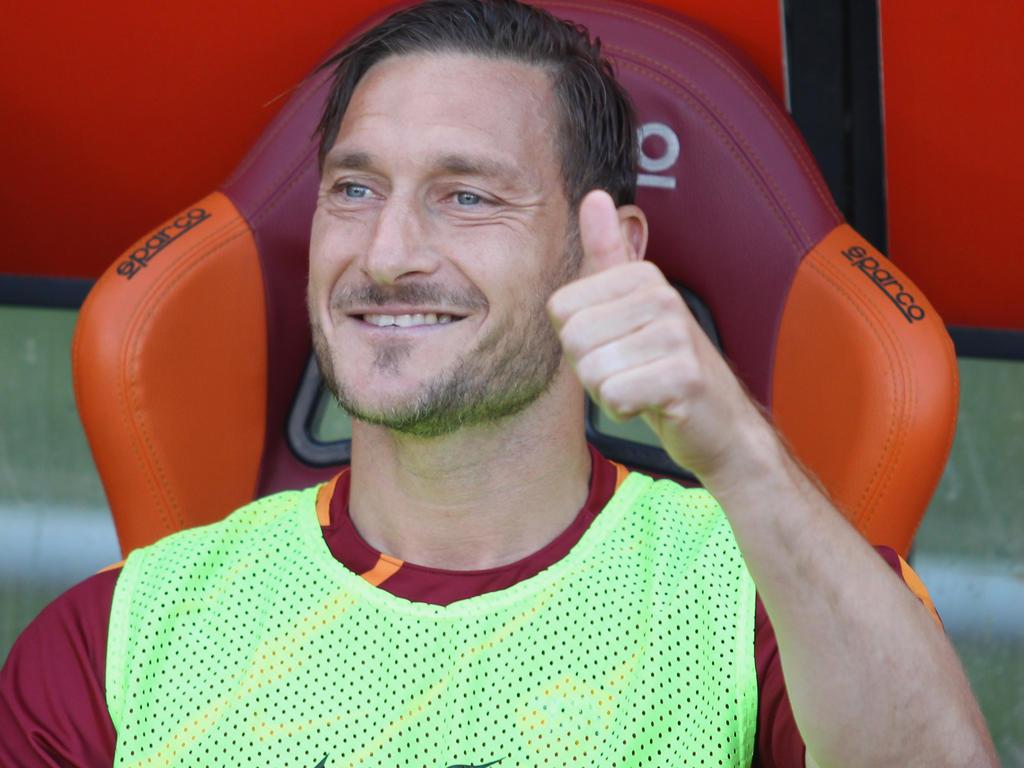 Wechselt Francesco Totti in die zweite japanische Liga?