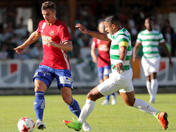 Matej Jelić könnte Rapid demnächst verlassen