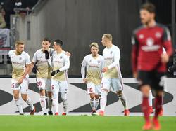 Der FCI entführt alle drei Punkte aus Nürnberg