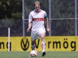 Patrick Maurer (Neuzugang Stuttgart II 2011/2012)