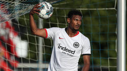 Sébastien Haller ist noch bis 2021 an Eintracht Frankfurt gebunden