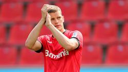 Sven Bender verletzte sich im Spiel gegen Aachen