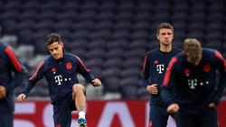 Coutinho (l.) hat die Situation von Müller (r.) beim FC Bayern verschlechtert, sagt Matthäus