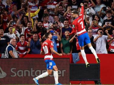 Vadillo ha puesto al Granada en lo más alto.