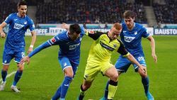 Hoffenheim ließ Aufsteiger Paderborn keine Chance