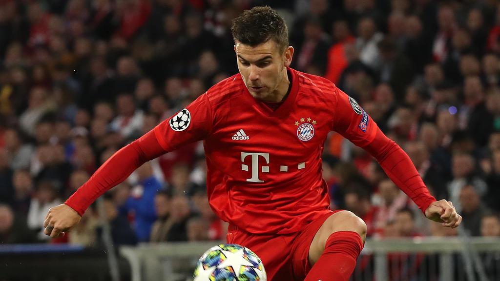 Lucas Hernández überzeugt beim FC Bayern noch nicht restlos