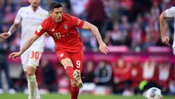 El Bayern pierde al ariete más en forma del continente.
