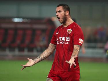 Marko Arnautović wird heuer wohl nicht chinesischer Meister