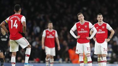 Beim FC Arsenal stimmt die Chemie derzeit nicht