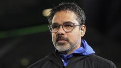 David Wagner steht mit dem FC Schalke zur Pause auf Platz 5
