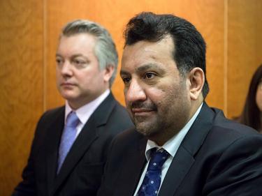 Abdulá bin Nasser Al Thani en una imagen reciente.