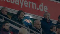 José Mourinho wurde beim Spiel zwischen FC Bayern und RB Leipzig auf der Tribüne gesichtet