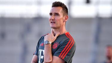 Liegt die Zukunft von Miro Klose beim FC Bayern? Oder bei einem anderen Bundesligisten?